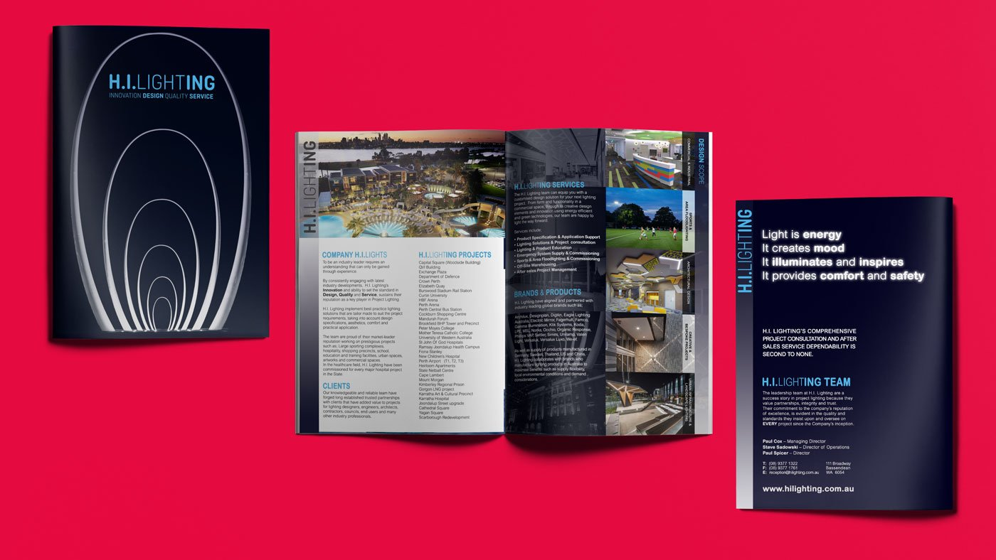 Hilighting - Company profile 2017 | Brochure
