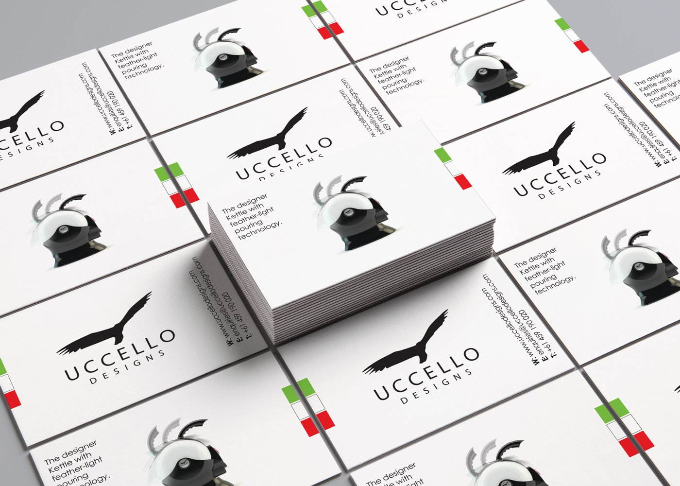 Uccello | User Guide Cards